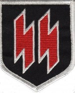 """Lighting BoltBiker Patch2 3/4 """" x 2 1/2 FREE SHIPPING - Product Image"""