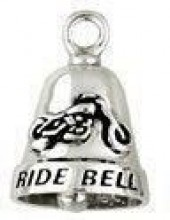 Sterling Silver  Ride Bell ® - Product Image