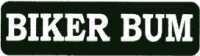 BIKER BUM - Product Image