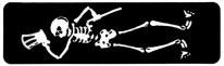 (Dancing Skeleton) - Product Image