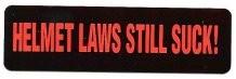 HELMET LAWS STILL SUCK! - Product Image
