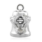 Ride Bell  Harley Davidson ®  By Mod ®  V Twin Engine  FREE SHIPPING - Product Image
