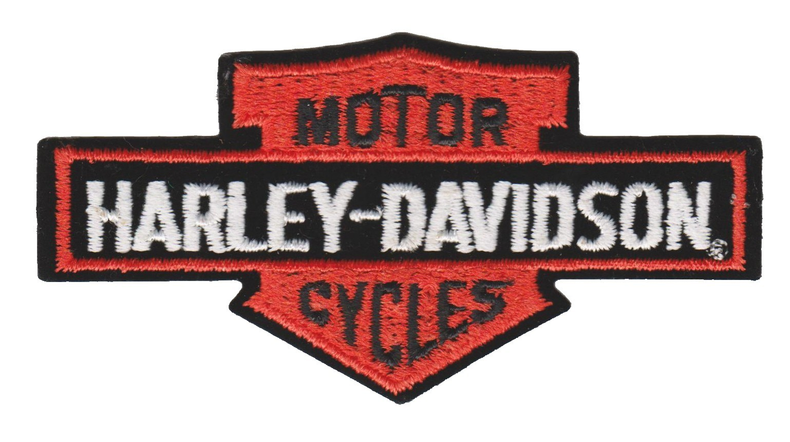 "Harley-Davidson ® Bar and Shield Harley ® Patch3 3/4 "" x 2 1/2 ""FREE SHIPPING - Product Image"