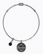 Legends  Harley-Davidson ®  By Mod ®  Grandma Ladies  Charm Bangle Bracelet  - Product Image