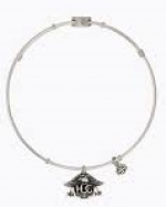 Harley-Davidson ®/Mod ®  H.O.G.  Legends Charm Ladies  Bangle Bracelet - Product Image