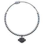 Ladies Legends  Charm  Bracelet  Harley-Davidson ®  Decorative Beads  Made by Mod ® - Product Image