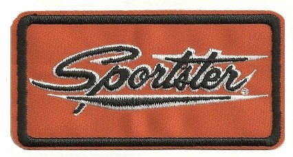 "Harley-Davidson ® Sportster  Harley ® Patch2"" x 4"" FREE SHIPPING - Product Image"