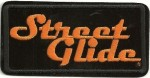 """Harley-Davidson ® Street Glide Harley ® Patch2"""" x 4""""FREE SHIPPING - Product Image"""
