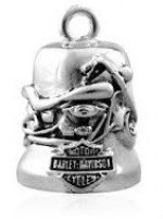 Ride Bell  Harley-Davidson®  MOTORCYCLE  By Mod ®  FREE SHIPPING  - Product Image