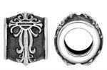 Harley Davidson's ®  Sterling Silver  Filigree Cross  Ride Bead by MOD ®  Does fit Pandora  ® - Product Image