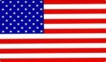 LARGE AMERICAN FLAG - Product Image