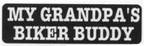 MY GRANDPA'S BIKER BUDDY - Product Image