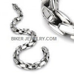 Men's Stainless Steel  Designer Bracelet  2 Colors  FREE SHIPPING - Product Image