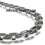 Men's Stainless Steel  Von's Designer Necklace  24 Inches  FREE SHIPPING - Product Image