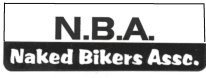 N.B.A. NAKED BIKERS ASSOCIATION - Product Image