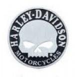 SALE  RIDE LOCKET PLATE  Harley-Davidson ®  Mod Jewelry ®  Willie G Skull  Women's Milestone Locket - Product Image
