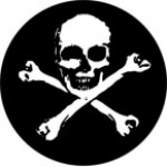 SKULL AND CROSSBONES - Product Image