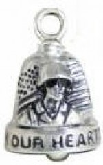 Soldier  Ride Bell ®  Sterling Silver - Product Image