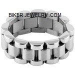 CLOSE OUT  Stainless Steel  Flex Band  FREE SHIPPING - Product Image