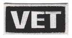 "VETMilitary Patch3"" x 1 1/2 ""FREE SHIPPING - Product Image"