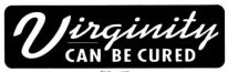 Virginity CAN BE CURED - Product Image