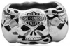 Harley-Davidson ® Wedding Band  Stainless Steel  Willie G Skull Ring  Available in Sizes 9-14HSR0019
