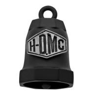 Harley-Davidson ® /Mod Jewelry® H-D.MC Black Ride Bell ®  FREE SHIPPINGHRB093 - Product Image