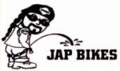 PISS ON JAP BIKES - Product Image