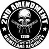 OUT OF STOCK2ND AMENDMENT  1789  AMERICA'S ORIGINAL  HOMELAND SECURITY