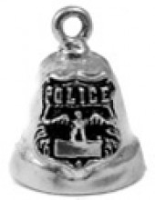 Police  Ride Bell ®  Sterling Silver - Product Image