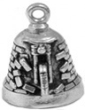 Sterling Silver  Ride Bell ® Bustin - Product Image