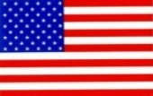 "3"" x 2"" AMERICAN FLAG - Product Image"