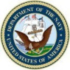 DEPARTMENT OF THE NAVY UNITED STATES OF AMERICA  Military Round Sticker