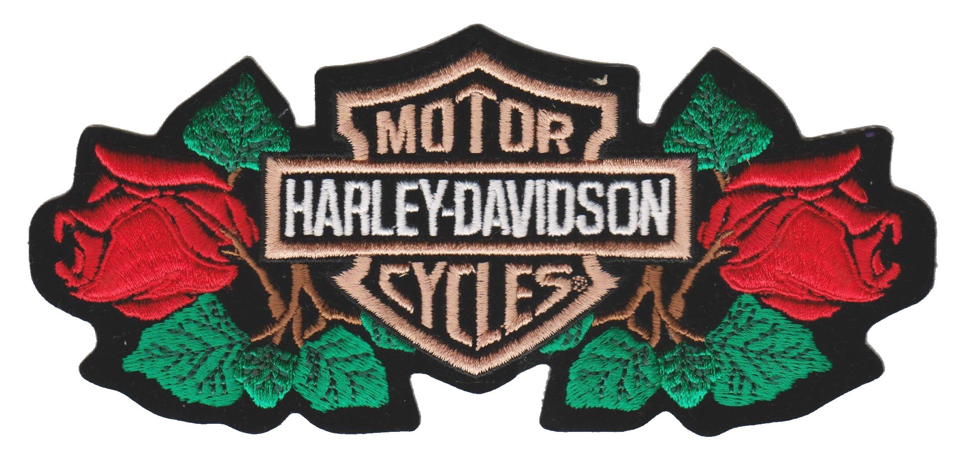 Harley Davidson 174 Roses Harley 174 Patch 2 3 4 Quot X 6 Quot Free