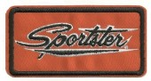 """Harley-Davidson ® Sportster  Harley ® Patch2"""" x 4"""" FREE SHIPPING - Product Image"""