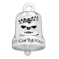 Harley Davidson® King of the Road Motorcycle Biker Ride Bell Mod Jewelry® FREE SHIPPINGHRB008 - Product Image