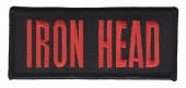 "Iron HeadBiker Patch1 3/4 "" x 4""FREE SHIPPING - Product Image"