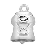 Motorcycle Ride Bell Harley Davidson ® By Mod Jewelry® V Twin Engine  FREE SHIPPINGHRB040 - Product Image
