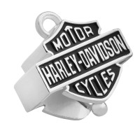 Motorcycle Ride Bell ® Harley-Davidson ® Logo  FREE SHIPPINGHBR024 - Product Image