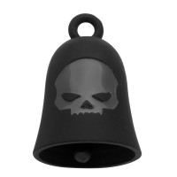 Motorcycle Ride Bell® Harley-Davidson ® Black Willie G. Mod Jewelry®  FREE SHIPPINGHRB052 - Product Image