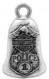 POLICE  Ride Bell  Harley Davidson ®  FREE SHIPPINGHRB063