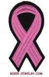 "Pink Ribbon  1 1/2"" x 4""  FREE SHIPPING"