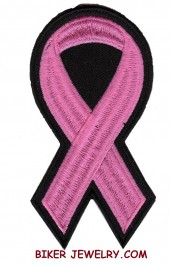 "Pink Ribbon  1 1/2 "" x 4""  FREE SHIPPING - Product Image"