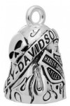 """RIDE BELL  Harley Davidson ®  """"The Wild One""""  Biker Bell  FREE SHIPPINGHRB044"""