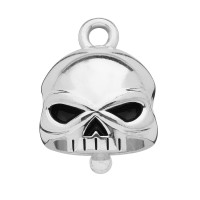 RIDE BELL  Harley-Davidson ®  Willie G Skull Motorcycle Ride Bell ® Mod Jewelry® FREE SHIPPINGHRB020 - Product Image