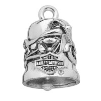 Ride Bell Harley-Davidson® Biker Motorcycle By Mod Jewelry®  FREE SHIPPING HRB037 - Product Image