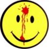 SHOT SMILEY FACE