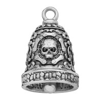 Stainless Steel Motorcycle Ride Bell ® Wild One  FREE SHIPPING - Product Image