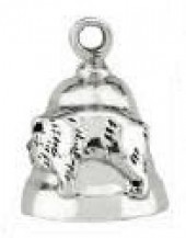 Sterling Silver hog Ride Bell ® - Product Image