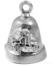 Trucker Ride Bell ® Sterling Silver - Product Image